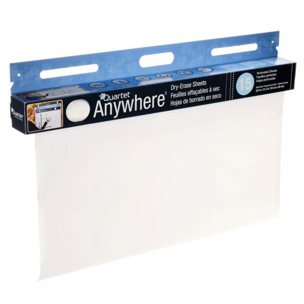 Quartet Anywhere Dry-Erase Sheets