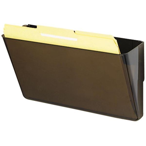 Deflect-o Magnetic Wall File Pocket