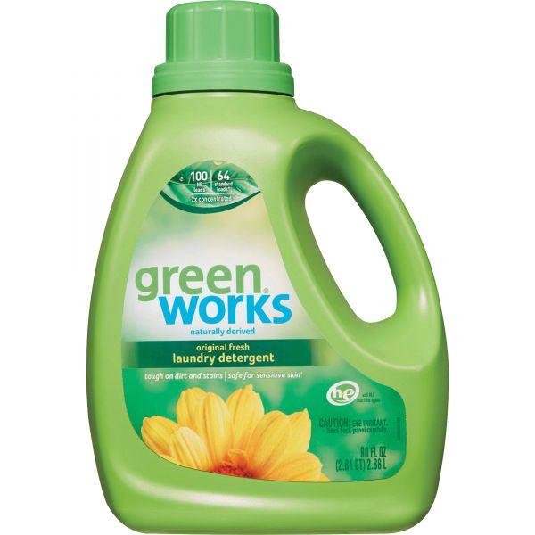 Green Works Liquid Laundry Detergent