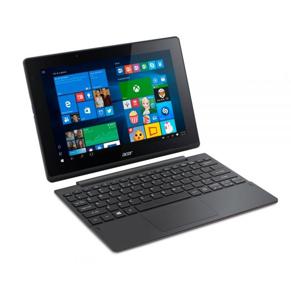 "Acer Aspire SW3-016-13VA 64 GB Net-tablet PC - 10.1"" - In-plane Switching (IPS) Technology - Wireless LAN - Intel Atom x5 x5-Z8300 Quad-core (4 Core) 1.44 GHz"