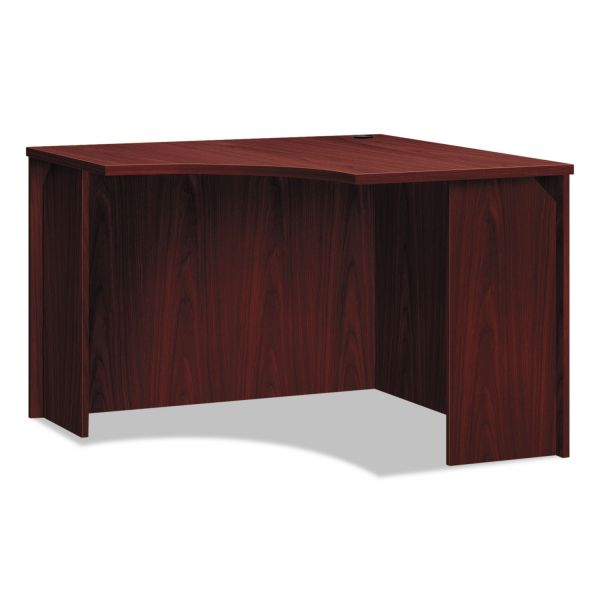 Basyx by HON BL Mahogany Laminate Office Furniture