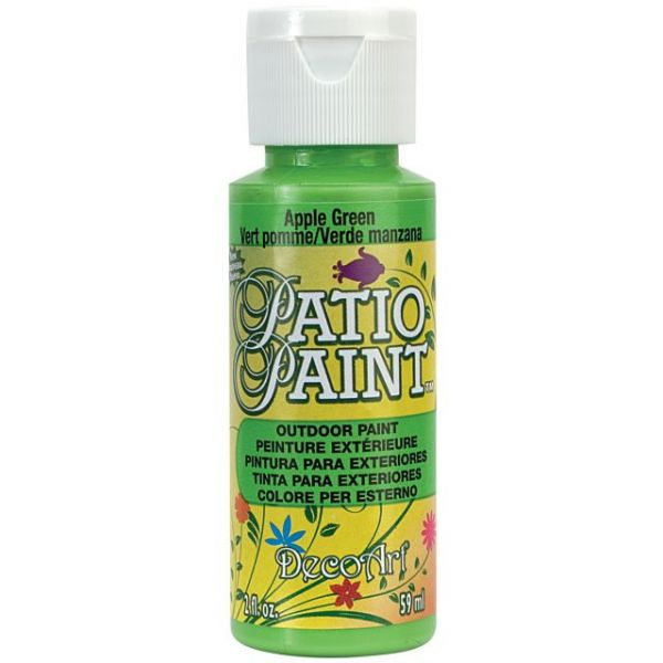 Deco Art Apple Green Patio Paint