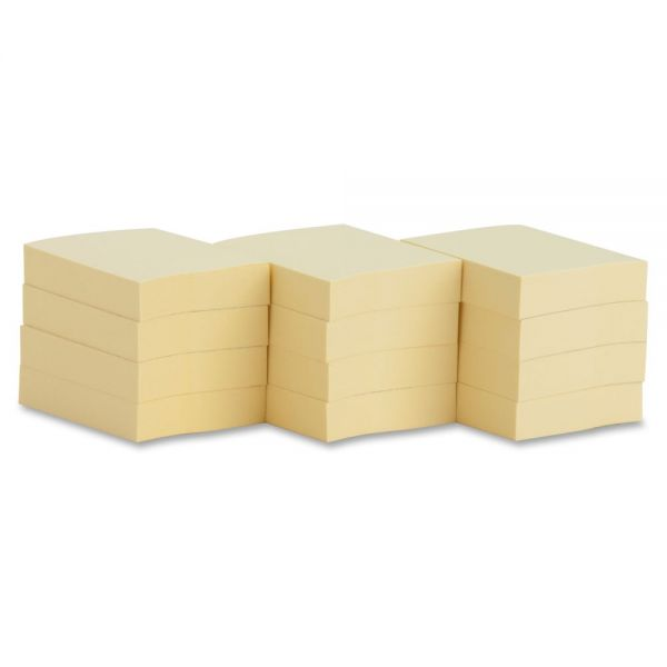 Business Source Adhesive Note Pads