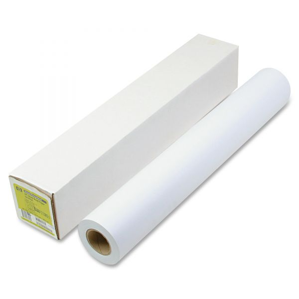 """HP Designjet 42"""" Large Format Paper for Inkjet Printers"""