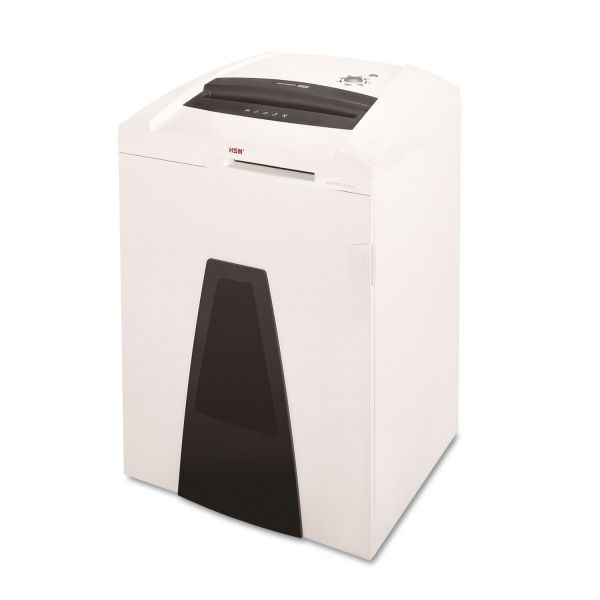 HSM of America SECURIO P44c Continuous-Duty Cross-Cut Shredder