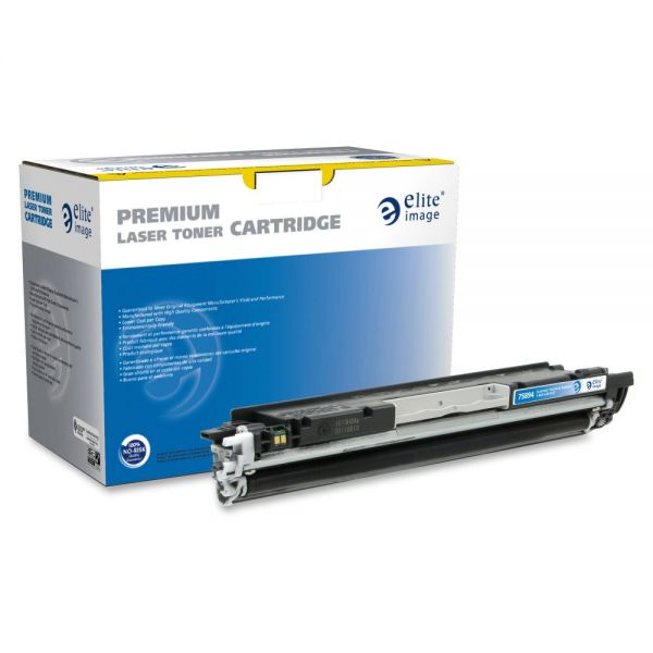 Elite Image Remanufactured HP CE310A Toner Cartridge