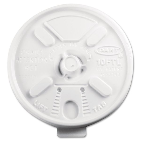 Dart Lift N' Lock Coffee Cup Lids