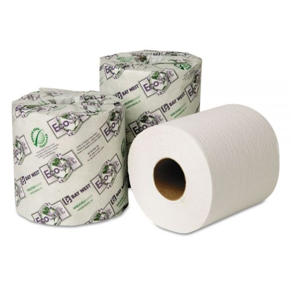 EcoSoft Green Seal Toilet Paper