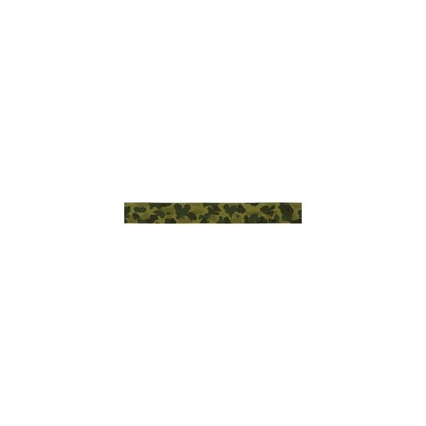 "Offray 5/8"" Camouflage Grosgrain Ribbon"