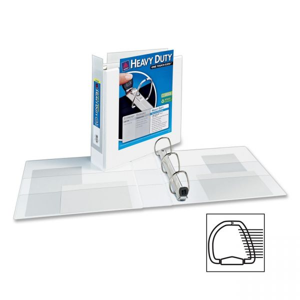 "Avery Extra Wide Reference 2"" 3-Ring View Binder"