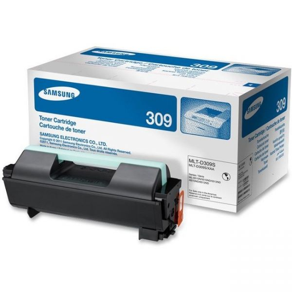 Samsung 309 Black Toner Cartridge