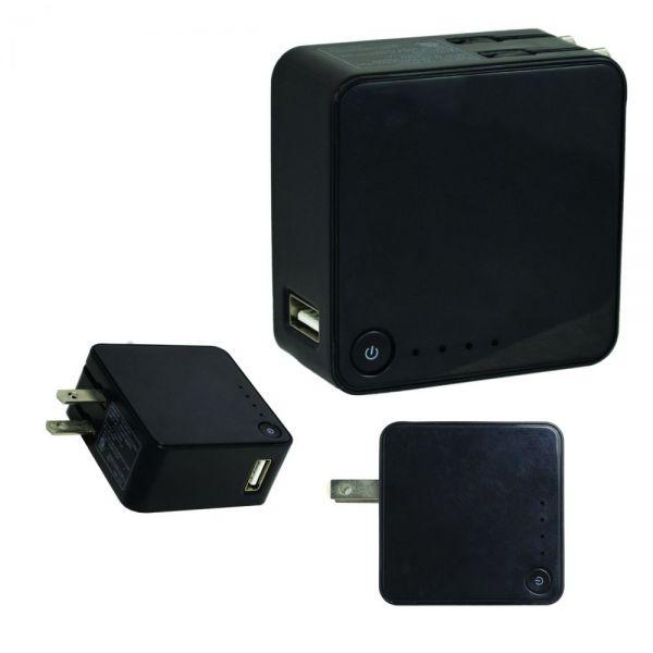 foneGEAR Portable Battery Wall Adaptor
