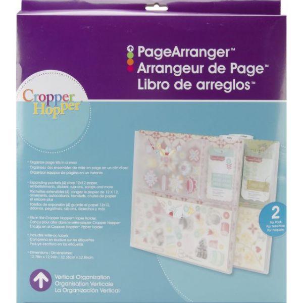 Cropper Hopper Paper Arranger 2/Pkg