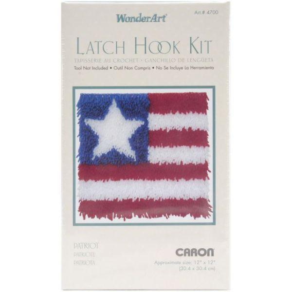 Wonderart Latch Hook Kit