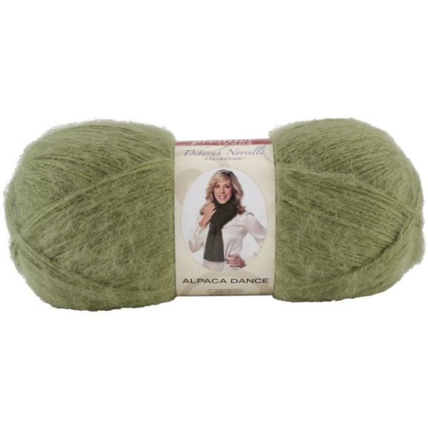 Deborah Norville Collection Alpaca Dance Yarn - Artichoke