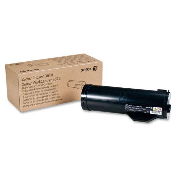 Xerox 106R02722 Black Toner Cartridge