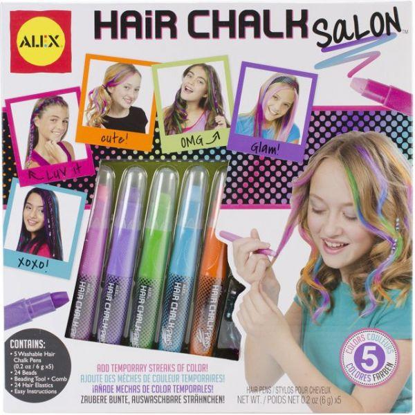 ALEX Toys Hair Chalk Salon Kit
