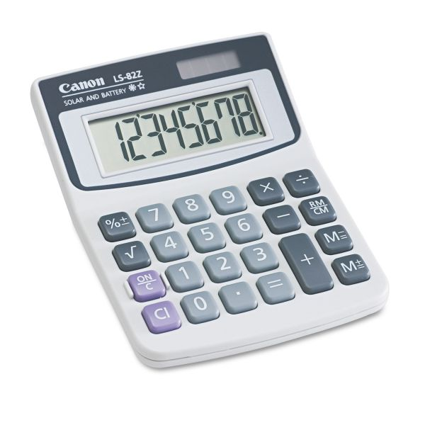 Canon LS82Z Minidesk Calculator