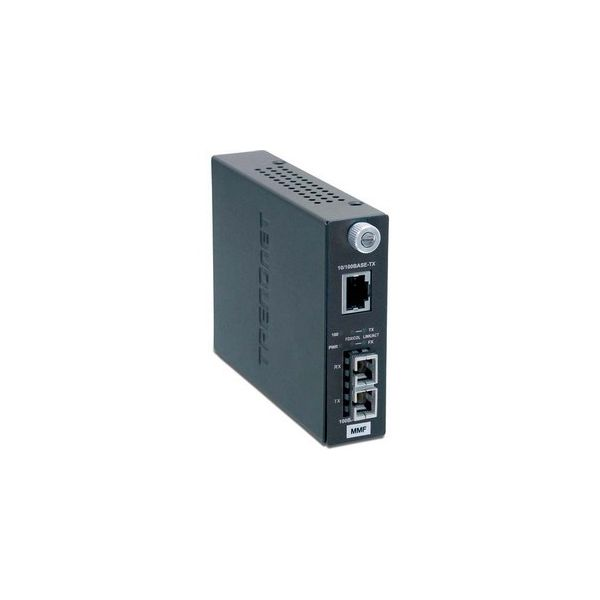 TRENDnet TFC-110 100Base-TX to 100Base-FX Multi Mode Fiber Converter