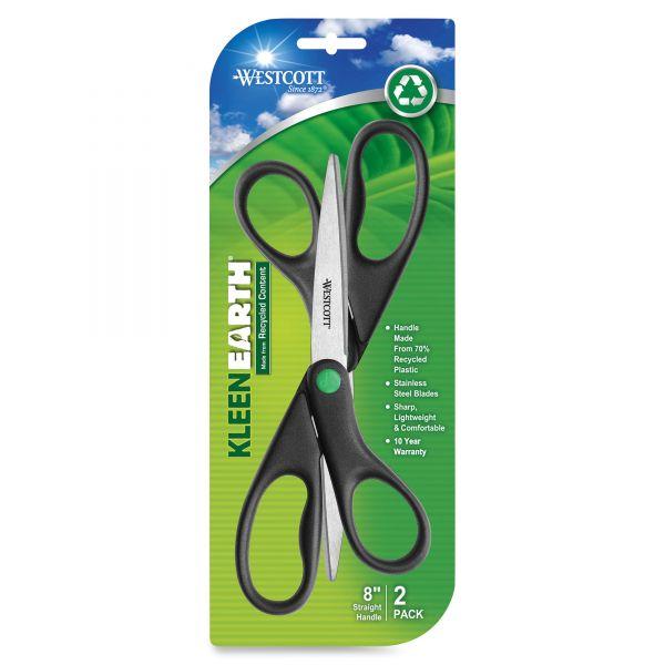 Westcott KleenEarth Recycled Scissors