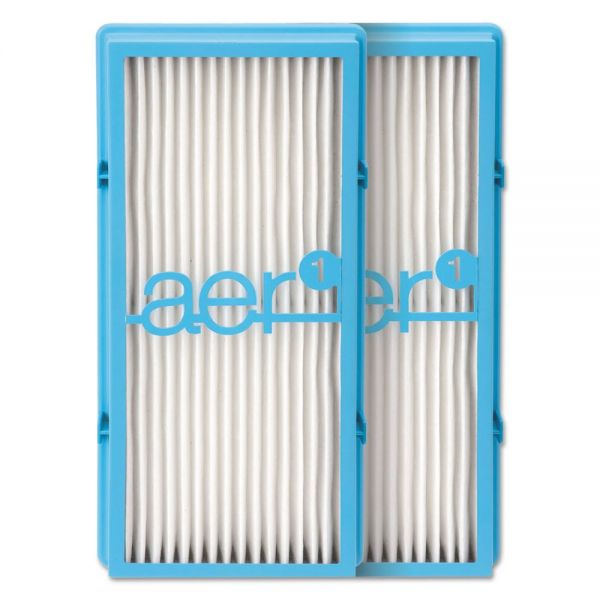 Holmes aer1 HEPA Type Total Air with Dust Elimination Replacement Filter, 2/each