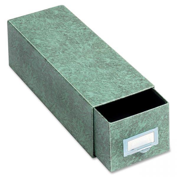 GLOBE-WEIS Heavy-Duty Index Card Storage Drawer