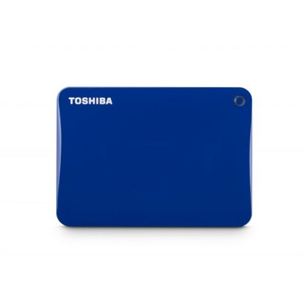 Toshiba Canvio Connect II 2 TB Portable External Hard Drive