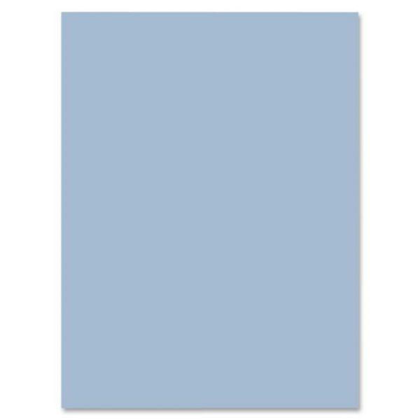 Nature Saver Blue Construction Paper