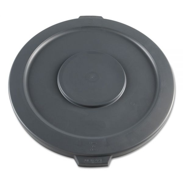 Boardwalk Flat-Top Round Lid