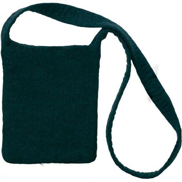 """Feltworks Shoulder Bag 7.25""""X10""""X1"""""""
