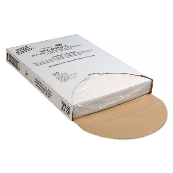 Dixie Yellow Label Parchment Pan Liners