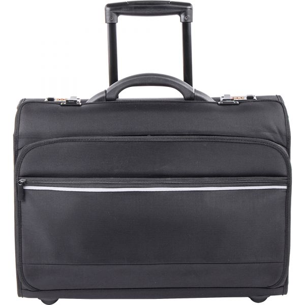 "bugatti Carrying Case for 17"" Notebook - Black"