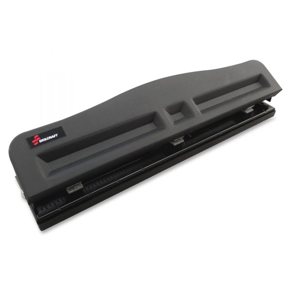 SKILCRAFT Light-Duty 3-Hole Punch