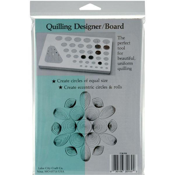 Quilling Designer Board
