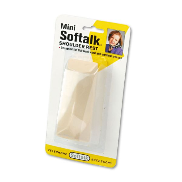Softalk Mini Telephone Shoulder Rest