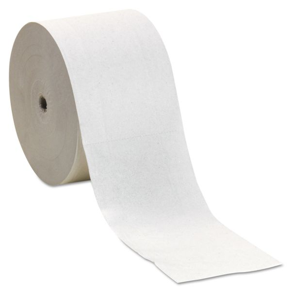 Compact Coreless High Capacity Toilet Paper
