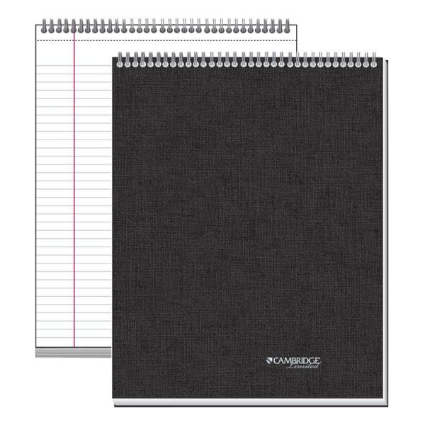 Cambridge Top Bound Legal Ruled Action Planner