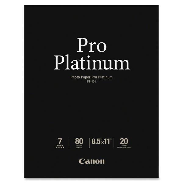 Canon Pro Platinum Glossy Photo Paper