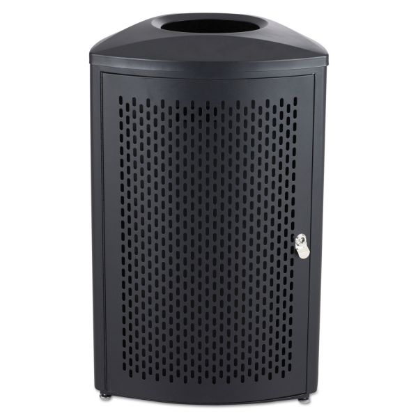 Safco Indoor 13 Gallon Trash Can