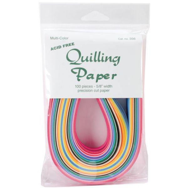 """Quilling Paper .625"""" 100/Pkg"""