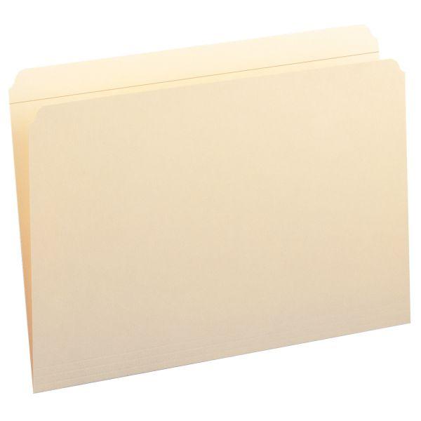 Smead Manila File Folder With Fasteners