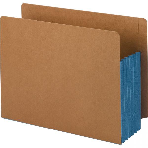 Smead Accordion End Tab File Pockets