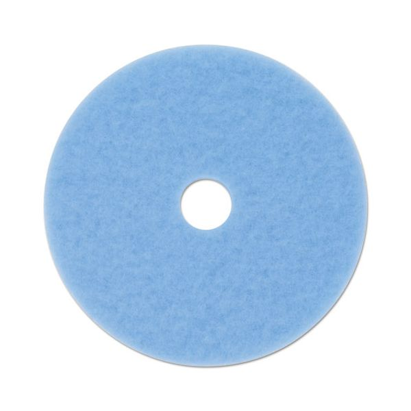 3M Sky Blue Hi-Performance Burnish Pads 3050