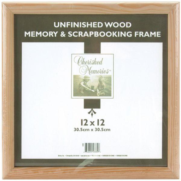 "Memory Frame 12""X12"""