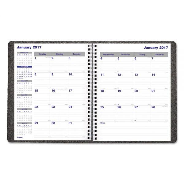 Blueline Net Zero Carbon Monthly Planner