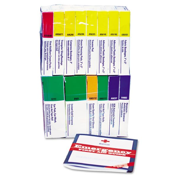First Aid Only ANSI Compliant First Aid Kit