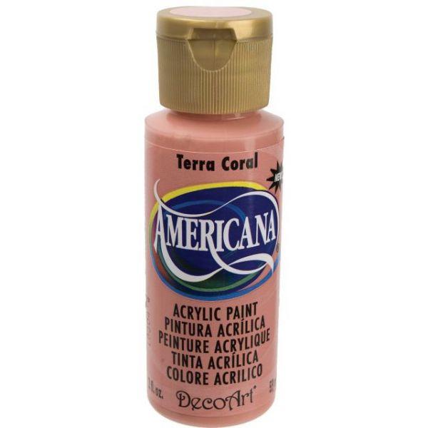 Deco Art Terra Coral Americana Acrylic Paint