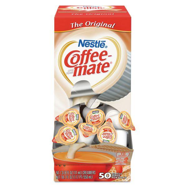 Coffee-Mate Coffee Creamer Mini Cups