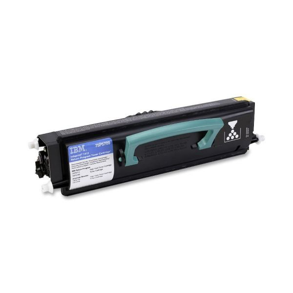 InfoPrint Solutions Company 75P5709 Toner, 2500 Page-Yield, Black