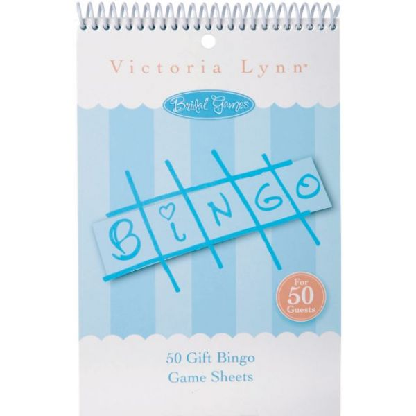 Party Game Sheets 50/Pkg